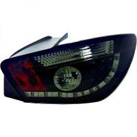 Kit de feux arrières version LED gris fumée SEAT IBIZA 5 de 08 à 12