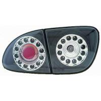 Kit de feux arrières version LED noir SEAT LEON 1 de 99 à 05
