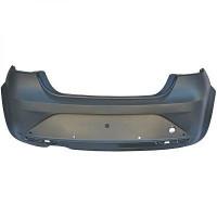 Pare chocs arrière (pour capteurs) SEAT LEON (1P1) de 09 à 12 - OEM : 1P0807421EGRU