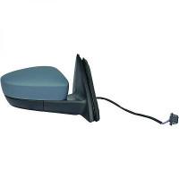 Rétroviseur extérieur droit convexe SEAT TOLEDO 4 de 2012 à >> - OEM : 4F0857536AE