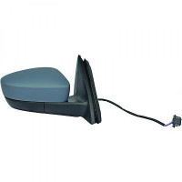 Rétroviseur extérieur gauche convexe SEAT TOLEDO 4 de 2012 à >> - OEM : 4F0857535AF