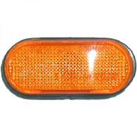 Feu clignotant latéral orange de 95 à >> - OEM : 6U0949101A
