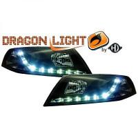 Set de deux phares principaux H7/ H1 chrome de 04 à 08