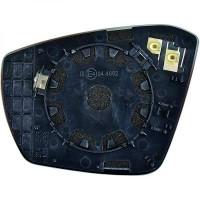 Miroir de rétroviseur coté droit bleuté de 2013 à >>