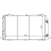 Radiateur, refroidissement du moteur Boîte automatique de 91 à 94 - OEM : 8A0121251A
