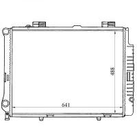 Radiateur, refroidissement du moteur 640 x 490 pour boite manuelle de 95 à 99 - OEM : A2105000903