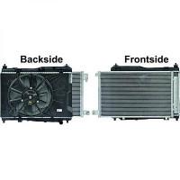 Module de refroidissement complet Fiesta 1,2 1,4 et 1,6 essence