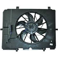 Ventilateur refroidissement du moteur Puissance absorbée [W]: 220 pour : Bosch de 93 à 02 - OEM : A0015001993