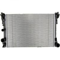 Radiateur, refroidissement du moteur 640 x 430 pour boite manuel de 07 à >> - OEM : A2045002203