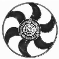 Ventilateur refroidissement du moteur 12V de 04 à 09 - OEM : 6341178