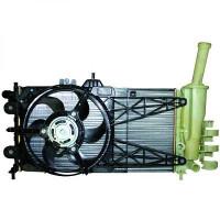 Module de refroidissement avec condensateur de 99 à >> - OEM : 51738829