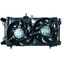 Module de refroidissement avec condensateur de 99 à >> - OEM : 51753624