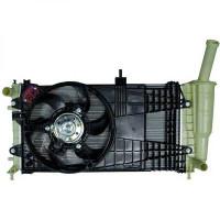 Module de refroidissement avec condensateur de 03 à >> - OEM : 51738360
