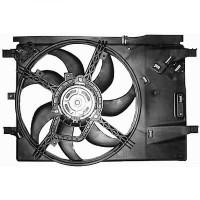 Ventilateur refroidissement du moteur avec climatisation de 05 à >> - OEM : 55701410