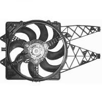 Ventilateur refroidissement du moteur 12V de 05 à >> - OEM : 55703902