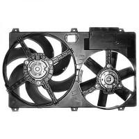 Ventilateur refroidissement du moteur avec climatisation de 02 à 06