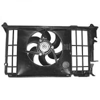 Ventilateur refroidissement du moteur sans climatisation de 97 à 02