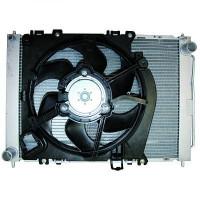 Module de refroidissement avec condensateur - OEM : 8200688390