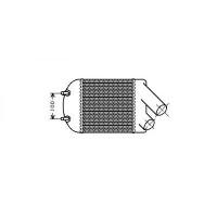 Intercooler, échangeur 182 x 205 de 96 à 02 - OEM : 8200175069