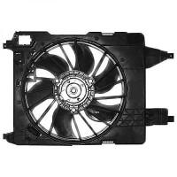 Ventilateur refroidissement du moteur 12V de 02 à 08 - OEM : 7701071862