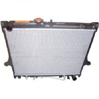Radiateur, refroidissement du moteur de 02 à 06