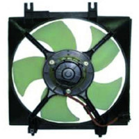 Ventilateur condenseur de climatisation de 03 à 09