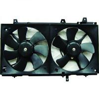 Ventilateur refroidissement du moteur Chauffage et refroidissement: Bouches d'aération doubles de 02 à 07