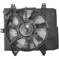 Ventilateur refroidissement du moteur Complément : avec cadre du ventilateur de radiateur (encadrement) de 09 à 11 - OEM : 2538007550