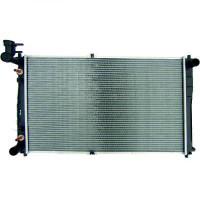 Radiateur, refroidissement du moteur boite auto de 96 à 99