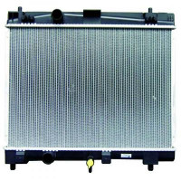 Radiateur, refroidissement du moteur 350 x 480 x 16 de 06 à >> - OEM : 16400Q040