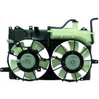 Ventilateur refroidissement du moteur Forme de la prise: ovale de 03 à 09 - OEM : 16711-21100