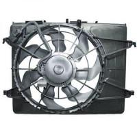 Ventilateur refroidissement du moteur de 07 à >>
