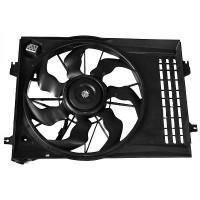 Ventilateur condenseur de climatisation de 05 à 10 - OEM : 253802E380