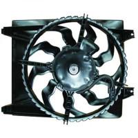 Ventilateur condenseur de climatisation de 06 à 10 - OEM : 977302B200
