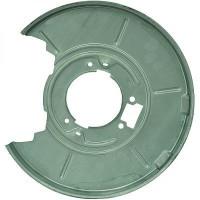 Déflecteur, disque de frein arrière gauche - OEM : 34211158991