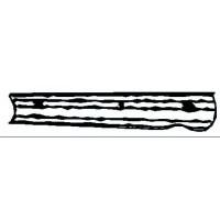 Panneau arrière Matière : Jupe Partie inférieur de 80 à 85