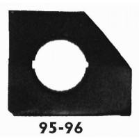 Panneau latéral arrière de 95 à 96