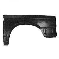 Panneau latéral arrière gauche bord de roue de 91 à 03