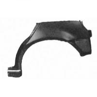 Panneau latéral arrière gauche bord de roue de 94 à 99